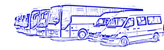 rent buses with coach hire companies from Slovakia